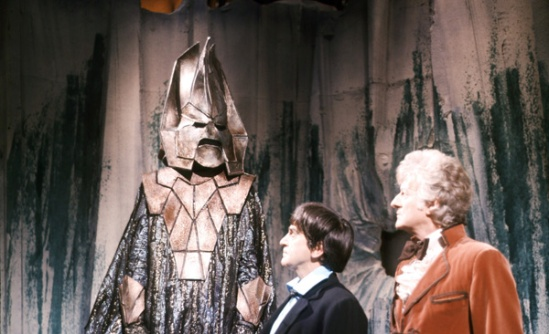Omega, 2nd Doctor and 3rd Doctor