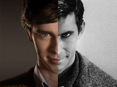 The Many Faces of Norman Bates